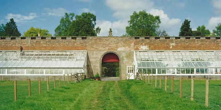 Proposed Wall Garden Restorations
