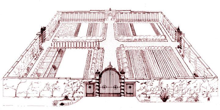 Wall Garden Restorations