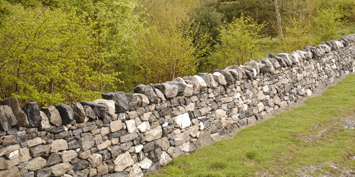 Boundary Wall Restoration